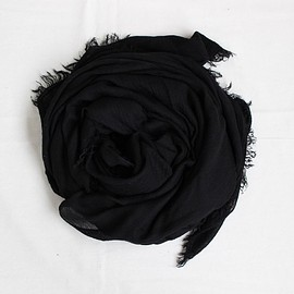 bukht - STOLE3 - made in Italy #black