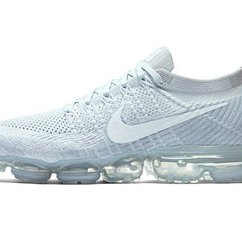 "NIKE - VaporMax Flyknit ""Pure Platinum"""