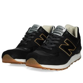 New Balance - M576XIV - Made in England Black (Road to London)