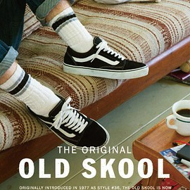 VANS - OLD SKOOL DX V36CL + BLACK