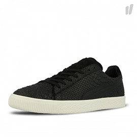 PUMA - Clyde MII - Puma Black/Star White