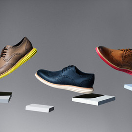 Cole Haan - LunarGrand Wingtip Leather