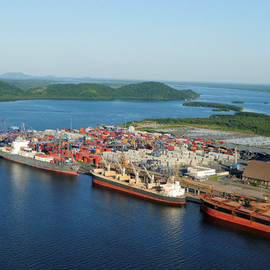 Brazil - Port of Paranagua