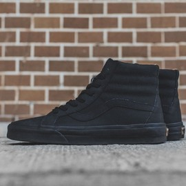 Vans - Sk8-Hi Reissue (Xtuff Pack) - Black/Brown