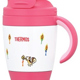 Thermos - THERMOS 真空断熱マグ 270ml リス JCV-270 RS