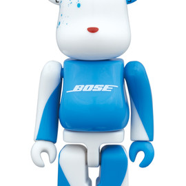 MEDICOM TOY - BE@RBRICK Bose Ice Blue