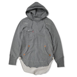 LEVI'S - Levi's Left Handed Jean / Hoody Sweat Shirts [H.GREY]