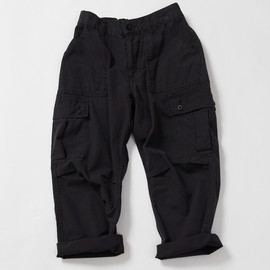 MHL. - LIGHT CANVAS CARGO PANTS