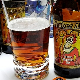 Day of the Dead Beer - アンバーエール・5.5%