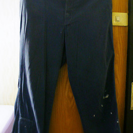 French work pants