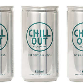 relaxation drink - CHILLOUT