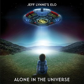 Jeff Lynne's ELO - Jeff Lynne's ELO - Alone In The Universe (Amazon U.S. Deluxe Exclusive)