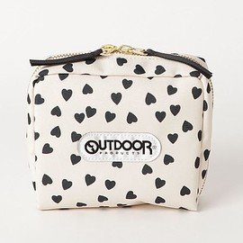 Bonjour Records - OUTDOOR PROOUTDOOR for Bonjour Girl COSME POUCH