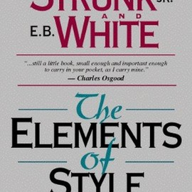 Strunk Jr., E. B. White - The Elements of Style, Fourth Edition