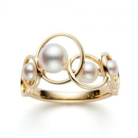 TASAKI - inviting/enima ring