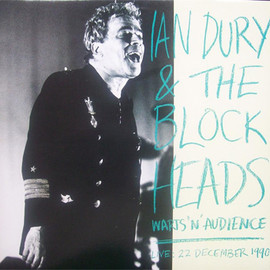 Ian Dury & The Blockheads - Warts-N-Audience/Ian Dury & The Blockheads