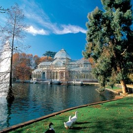 Madrid, Spain - Parque de El Retiro