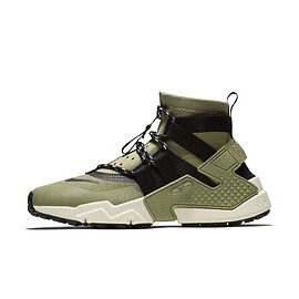 NIKE - Air Huarache Grip - Cargo Khaki/Sail/Black?