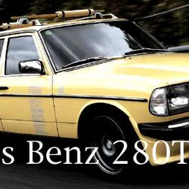 Mercedes-Benz - W123 280TE