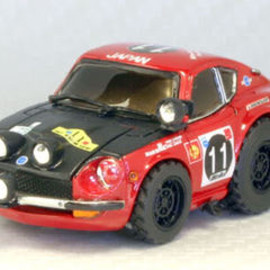 チョロQ - DATSUN 240Z Rally Hand Made LTD Model Kit