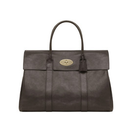 Mulberry - Piccadilly Chocolate Natural Leather