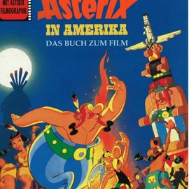 Rene Goscinny - Asterix in Amerika