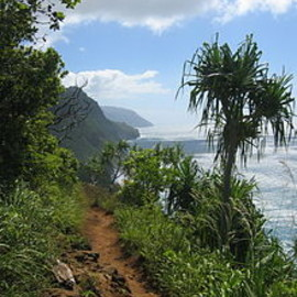 Hawaii - Kalalau Trail, Kauai