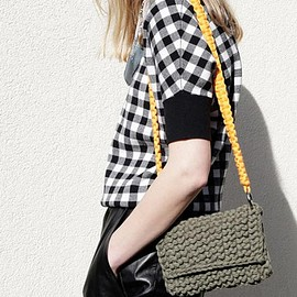 WOOL AND THE GANG - 【TENDER LOVING CLUTCH】knit