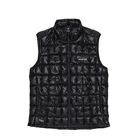 mont-bell - Men's Plasma 1000 Down Vest-Black