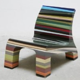 Richard Hutten - Rhino layers chair, limited editions by Richard Hutten