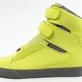 SUPRA - Society Fresh Neon / Yellow White