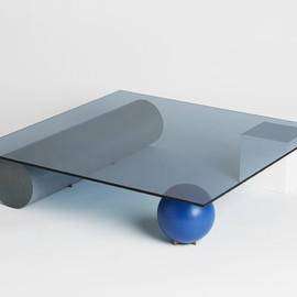 faye toogood - element table, indigo