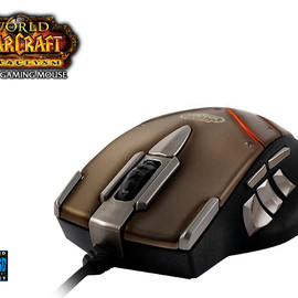 SteelSeries - World of Warcraft®: Cataclysm™ MMO Gaming Mouse