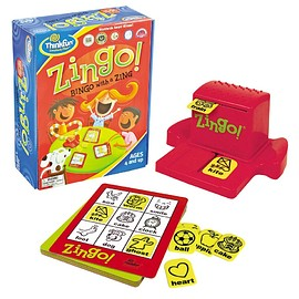 Think Fun - ThinkFun Zingo