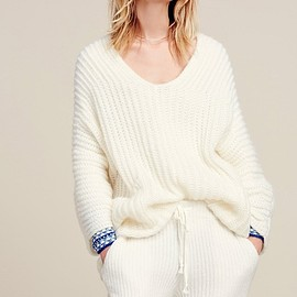 Free People - Free People Newbie Ski Lodge Cuff Thermal Top
