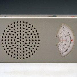 Braun - T41 Pocket Radio (designed by Dieter Rams)