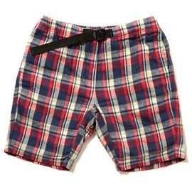 Wild Things - WILD THINGS FLANNEL CLIMBING SHORT