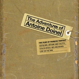 Francois Truffaut - 's Adventures of Antoine Doinel (The 400 Blows / Antoine & Collette / Stolen Kisses / Bed & Board / Love on the Run) (The Criterion Collection)