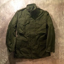 U.S.Army - M-65 Field Jacket/1970`s Dead Stock