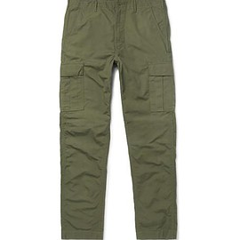 OrSlow - Cotton Cargo Trousers