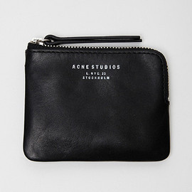 Acne - ACNE LEATHER COIN POUCH