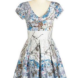 ModCloth - Marvelous Moonglow Dress