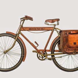 Will - One of a Kind Bicycle Series