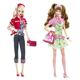 Barbie - sanrio x barbie collection