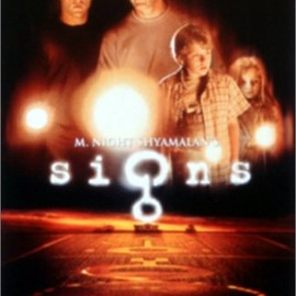 M. Night Shyamalan - サイン