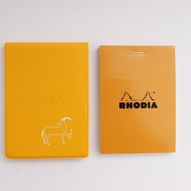 PASS THE BATON - RHODIA No.11 IN COLOR YL/Impala