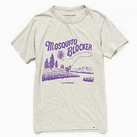 and wander - mosquito blocker T