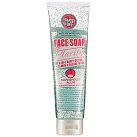 Soap & Glory - Face Soap and Clarity™ 3-In-1 Daily-Detox Vitamin C Facial Wash