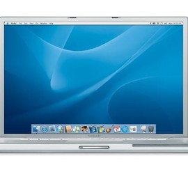 Apple - PowerBook G4 (17inch 1.67 GHz)