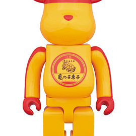 MEDICOM TOY - BE@RBRICK 亀の子束子 400%